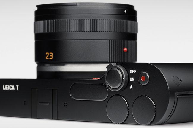 К своему юбилею Leica выпустила системную камеру Leica T в алюминиевом корпусе