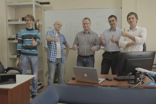 Smart Atoms team