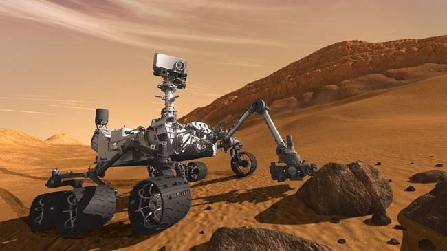 Curiosity_rover