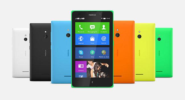 Смартфона Nokia XL поступил в продажу в Украине
