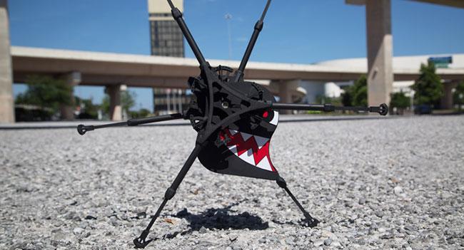 OutRunner - 6-ногий бегающий робот