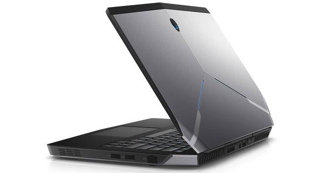 Dell создала ноутбук Alienware 13 с тремя версиями дисплея