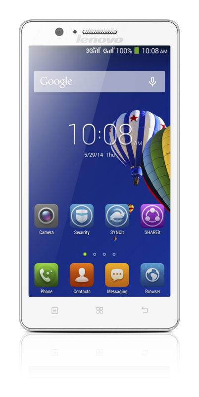 Смартфон Lenovo_A536_White