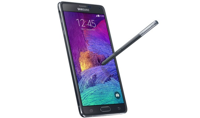 Samsung официально представила смартфон Galaxy Note 4