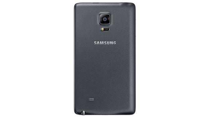 Samsung представила смартфон Galaxy Note Edge