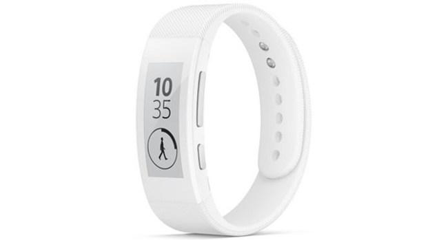 Sony показала фитнес-браслет SmartBand Talk