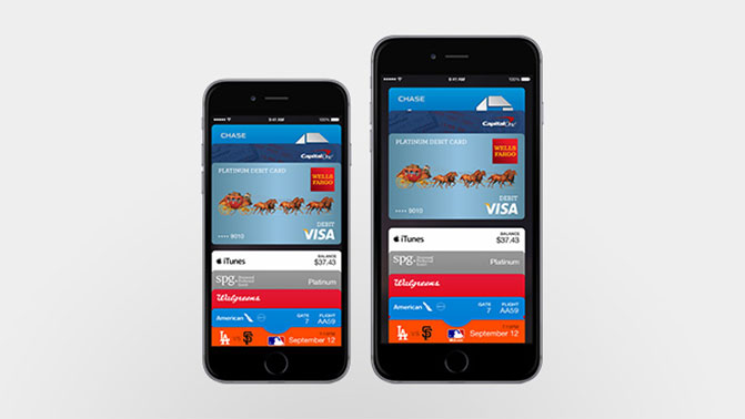 Apple Pay - сервис для осуществления безопасных мобильных платежей