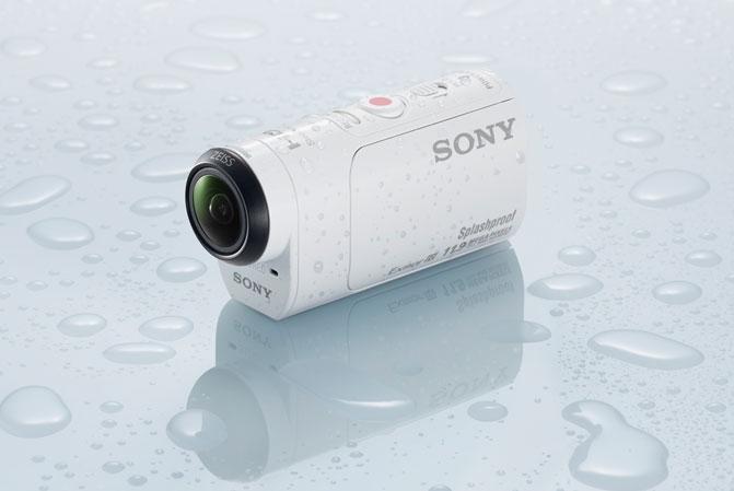 Sony выпустила компактную экшн-камеру HDR-AZ1 Action Cam Mini