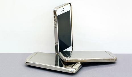 стекло метал корпус