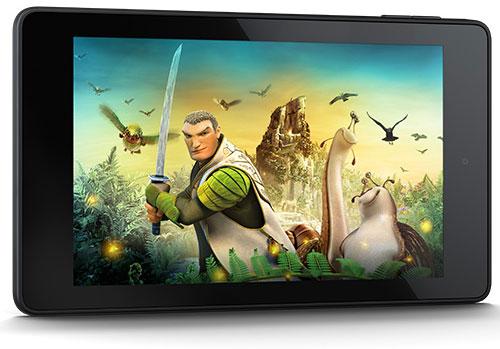 Amazon анонсировала доступные планшеты серии Fire HD