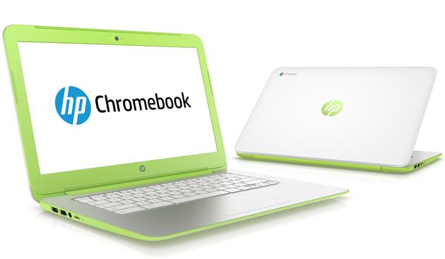 HP привезла на IFA 2014 новые ноутбуки и гибридные устройства
