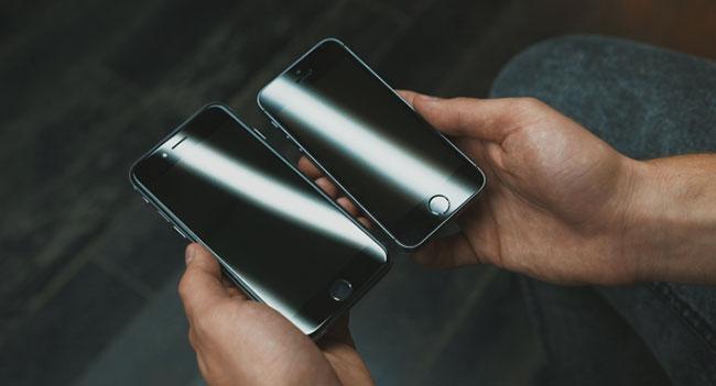 Готовый смартфон Apple iPhone 6 засветился в видеоролике