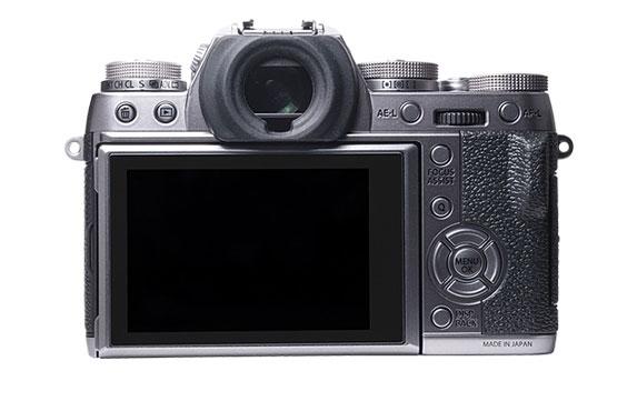 Fujifilm представила камеры X100T и X-T1 в ретро стиле