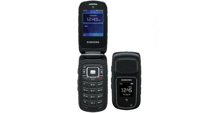 Samsung создала защищенный мобильный телефон-раскладушку Rugby 4