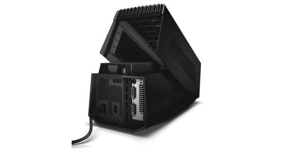 Alienware предлагает апгрейд графической подсистемы ноутбука при помощи Graphics Amplifier