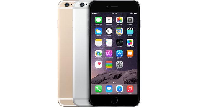 На долю iPhone 6 Plus приходится около 60% всех поставок новых смартфонов Apple
