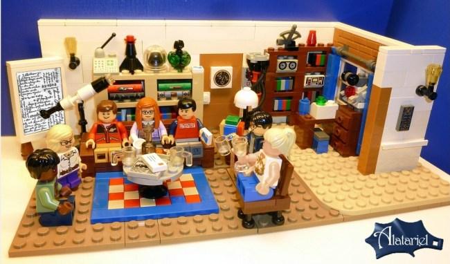 The Mini Bang Bang Theory 3