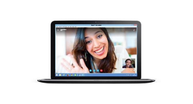 Microsoft анонсировала сервис Skype for Web