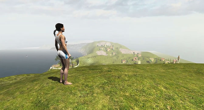 Runtastic создала приложение для шлема Oculus Rift VR