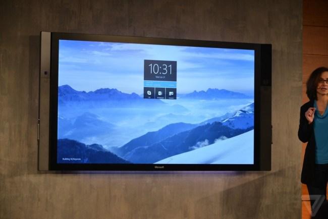 Microsoft Surface Hub (1)