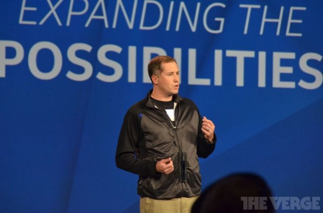 Intel продемонстрировала возможности технологии RealSense