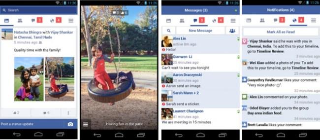Facebook Lite - облегченное приложение для бюджетных смартфонов