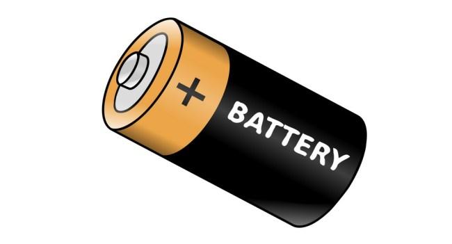 Finger battery