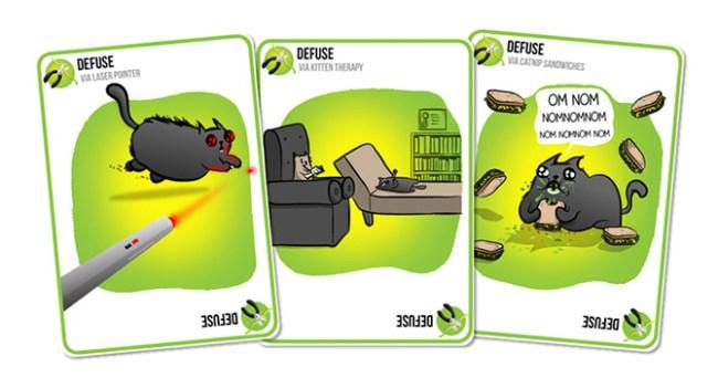 Проект карточной игры Exploding Kittens установил рекорд по количеству привлеченных бекеров за всю историю Kickstarter