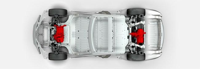 Более реальная для Украины новинка от компании Tesla – это Model S с двумя моторами и полным приводом: автомобили сейчас уже на сборочном конвейере, затем доставка – к весне в Украину могут прибыть первые экземпляры. Детальнее рассказывали здесь.
