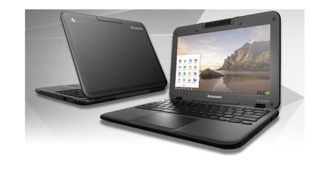 Lenovo анонсировала ноутбук N21 Chromebook с процессором Bay Trail