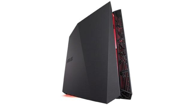 ASUS представила в Украине компактный игровой компьютер G20 из серии Republic of Gamers