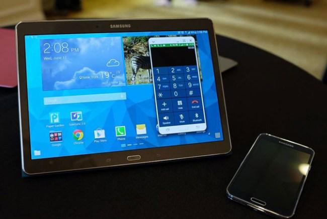 BlackBerry создала планшет с высоким уровнем безопасности на базе модели Samsung Galaxy Tab S 10.5