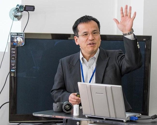 Кодзи Тераджима (Koji Terajima), генеральный директор Panasonic Украина