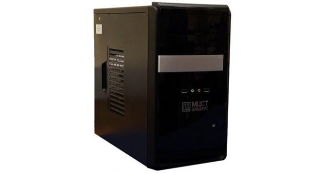 Первый компьютер с российским процессором поступил в продажу по цене $3900