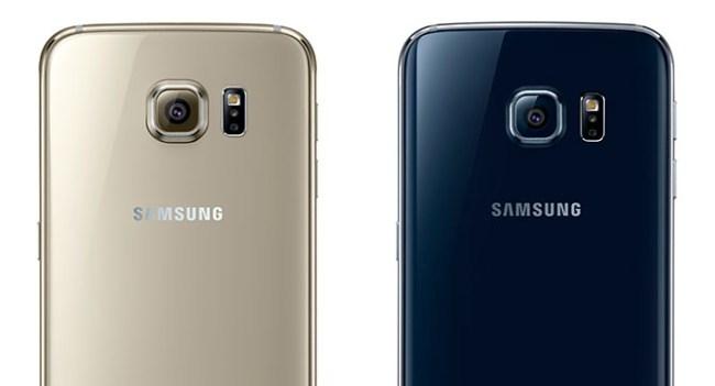 В смартфонах Samsung Galaxy S6 и S6 Edge могут использоваться различные сенсоры основной камеры