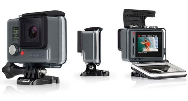GoPro анонсировала экшен-камеру Hero+ LCD