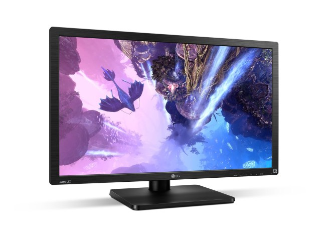 LG 27MU67 4K Monitor 1