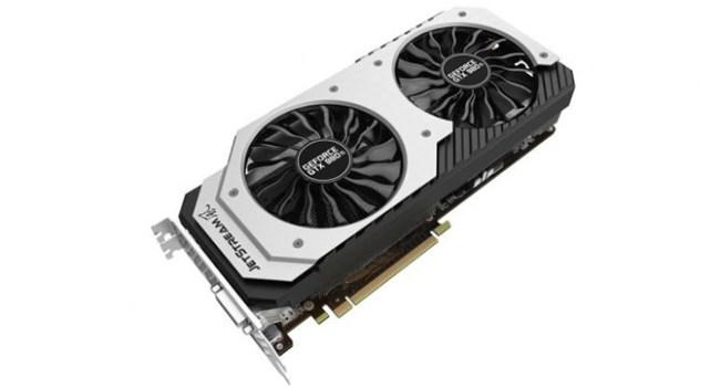 Palit выпустила разогнанную видеокарту GeForce GTX 980 Ti Super JetStream с улучшенным кулером