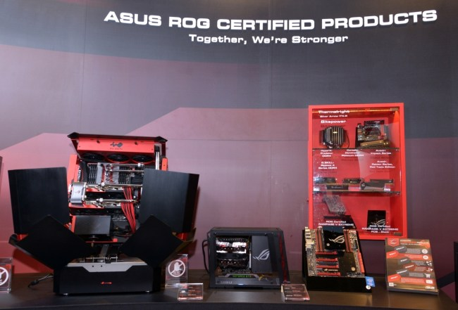 ROG Certified products