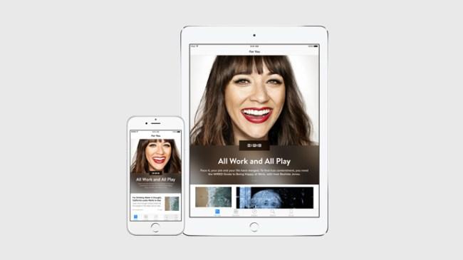 News - новое приложение для чтения новостей от Apple