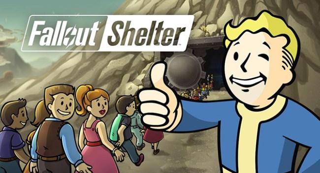 Fallout Shelter для Android выйдет 13 августа