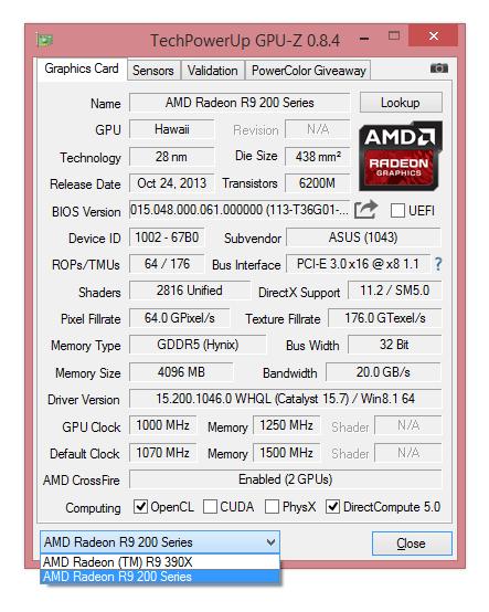 R9-390X-v-290X-CrossFire-GPUZ