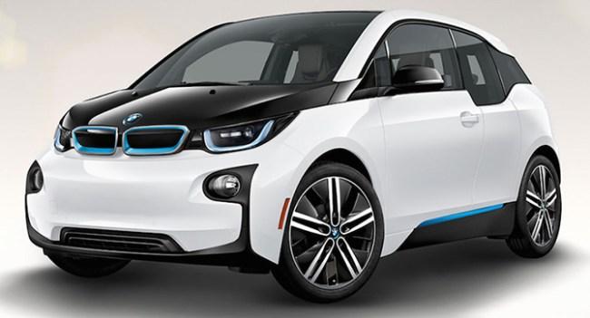 Apple была заинтересована в использовании модели BMW i3 в качестве основы для собственного электромобиля