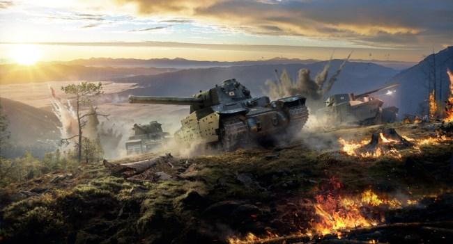 Artwork Japan tank