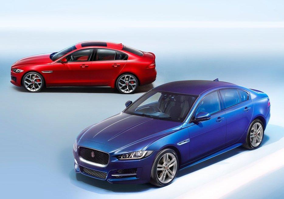 Jaguar XE построен на новой модульной платформе iQ [Al], которая состоит из алюминиевого сплава RC5757 (алюминий + кремний + магний) примерно на 70%, включая всю несущую структуру: салон, пол, усилители, передняя и задняя части. Сегодня Jaguar XE приводит статус «полностью алюминиевого авто» в класс D-premium, чем открывает дорогу алюминию к «широким массам»