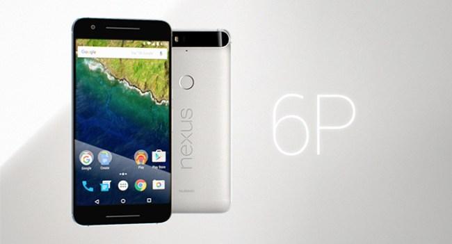 Google официально представила смартфон Nexus 6P