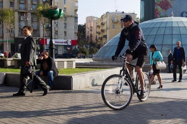Klichko bike