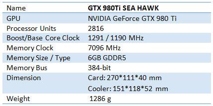 MSI_GTX_980_Ti_SEA_Hawk_specs