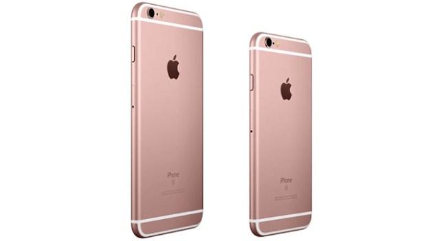 Продажи Apple iPhone 6s и iPhone 6s Plus могут побить прошлогодний рекорд, а розовые версии уже закончились
