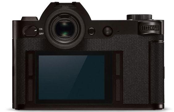 Leica анонсировала полнокадровую камеру SL Typ-601